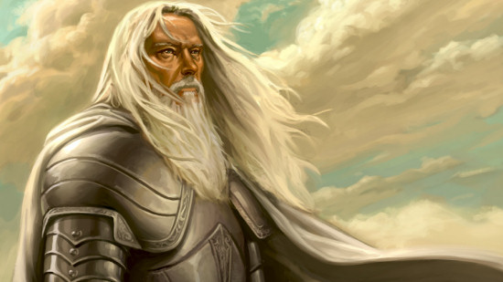Barristan Selmy (Artist: Mike Capprotti)